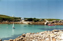 St Agnes Quay, Isles of Scilly © Roy Hughes